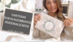 CARTERAS DE MANO PERSONALIZADAS